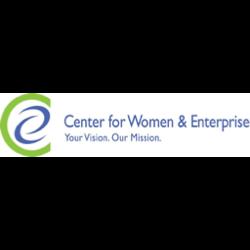 Logo for Center for Women and Enterprise