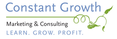 Constant Growth Marketing & Consulting Logo